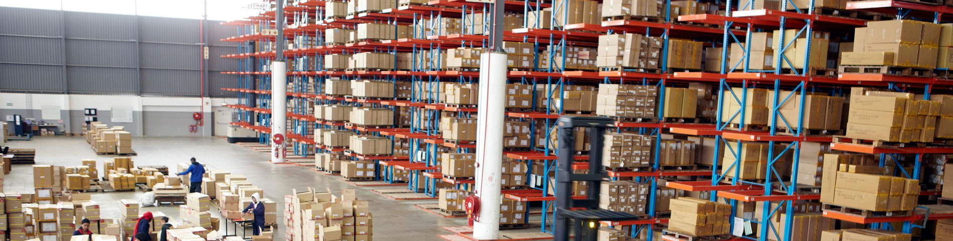 Consolidation and Warehousing